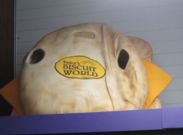 Biscuit Costume!