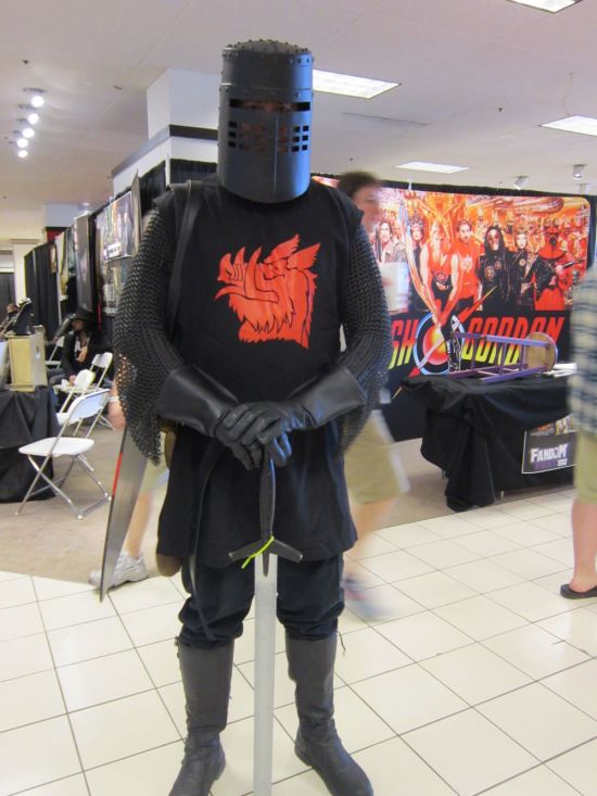Black Knight!