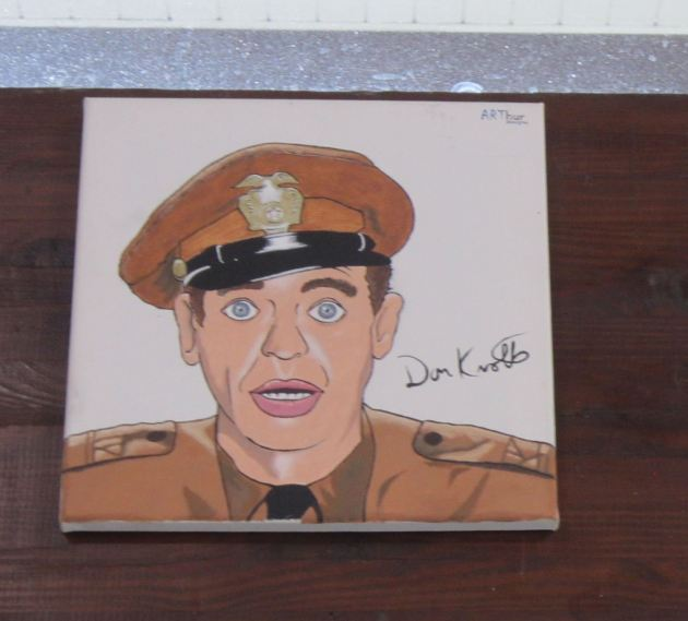 Don Knotts Art!