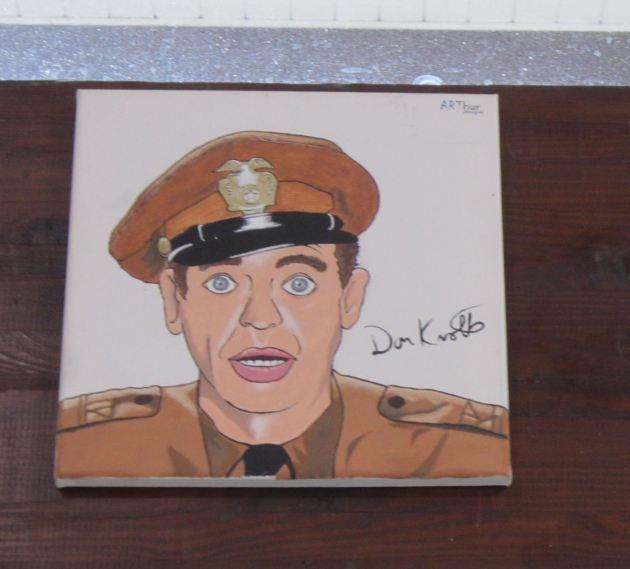Don Knotts Art!
