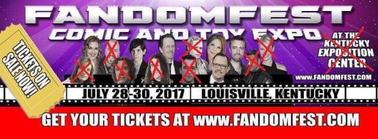 FandomFest 2017!