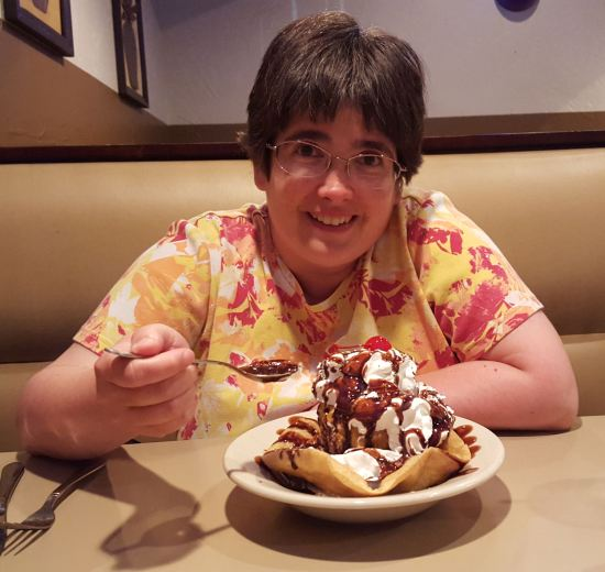 Fried Ice Cream!