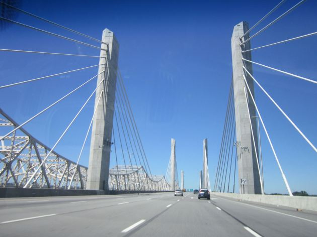I-65 Bridge to Louisville!