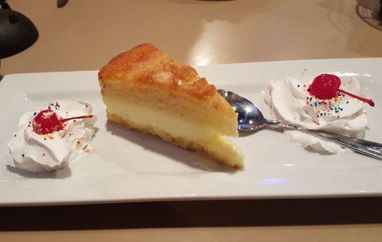 Lemon Italian Cream Cake!