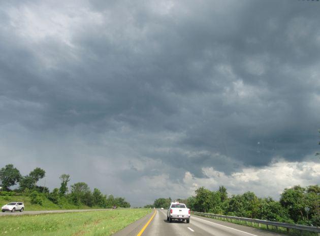 Ohio storm clouds!