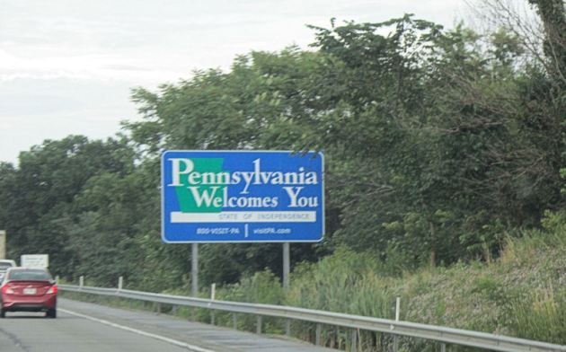 Pennsylvania Welcomes You!