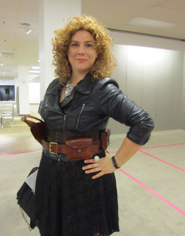 River Song!