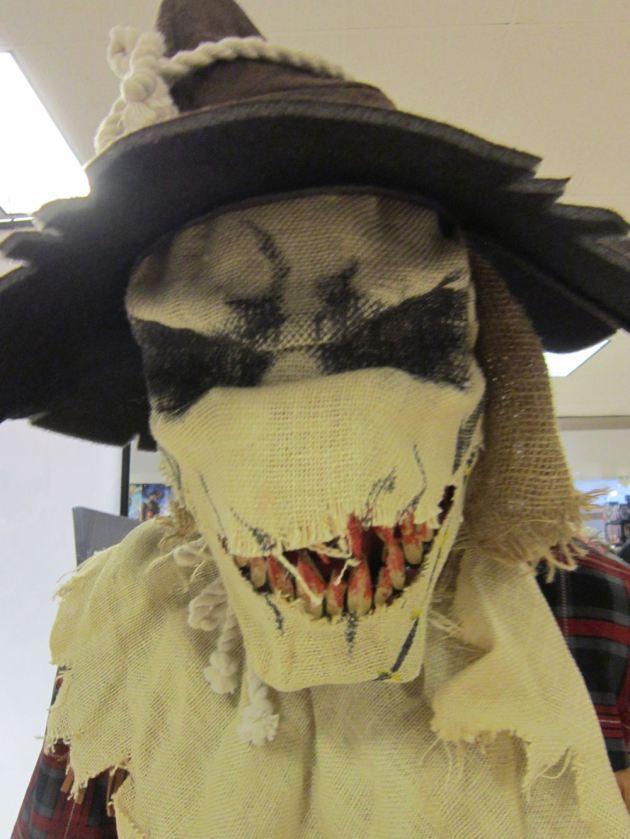 Scarecrow Face!