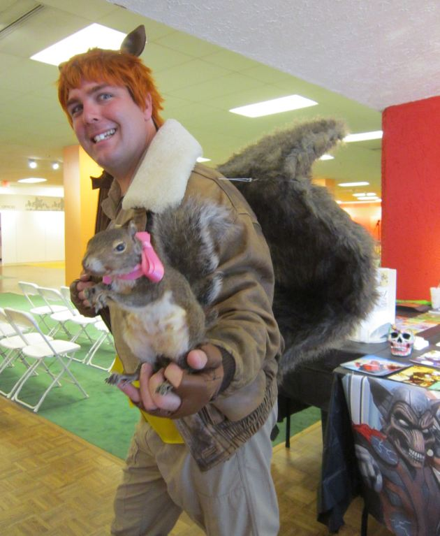 Squirrel Girl!