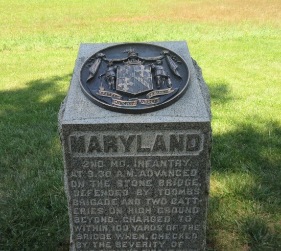 2nd Maryland.