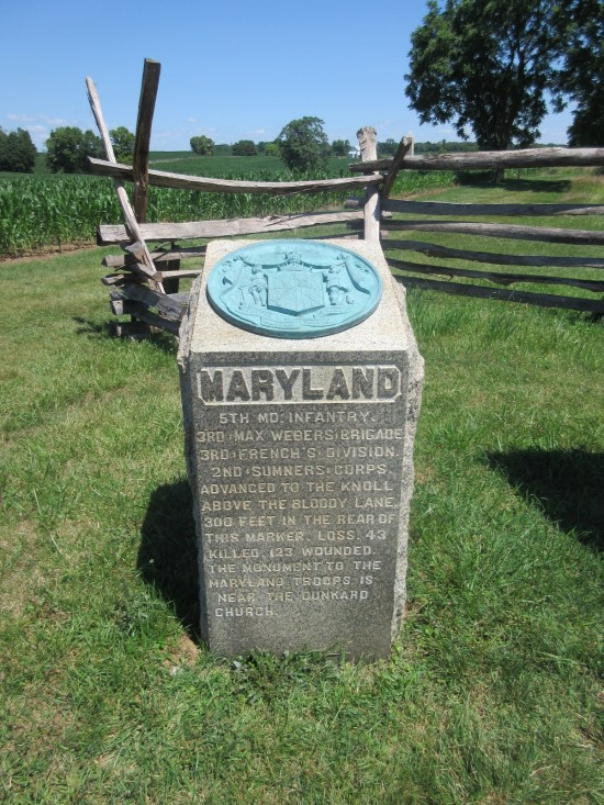 5th Maryland.