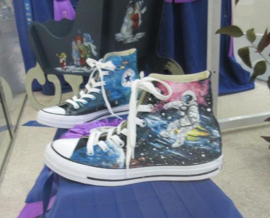 Astronaut Shoes!