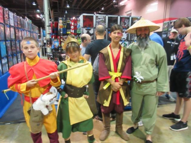 Avatar Family!