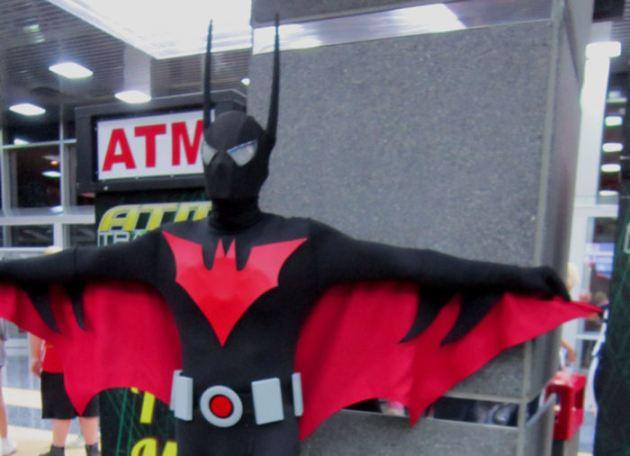 Batman Beyond!