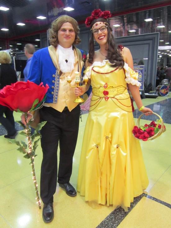 Belle + Adam!