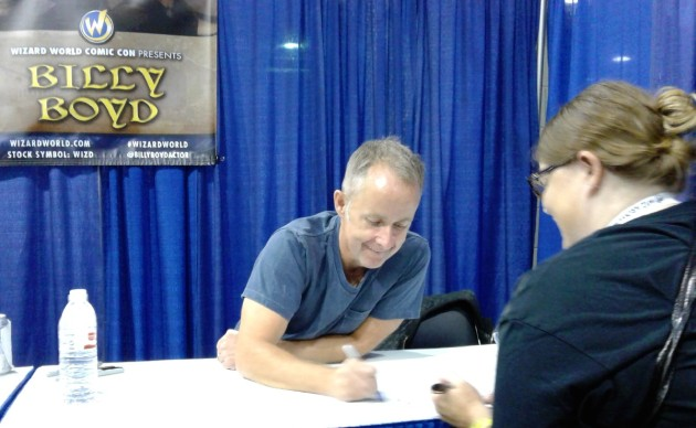 Billy Boyd Winning!