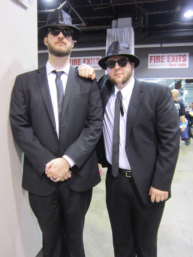 Blues Brothers!