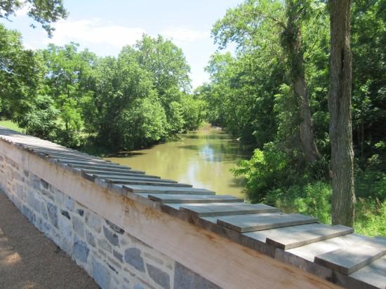 Antietam Creek!