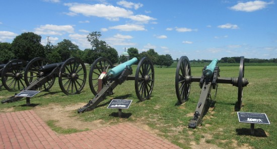 Cannons!