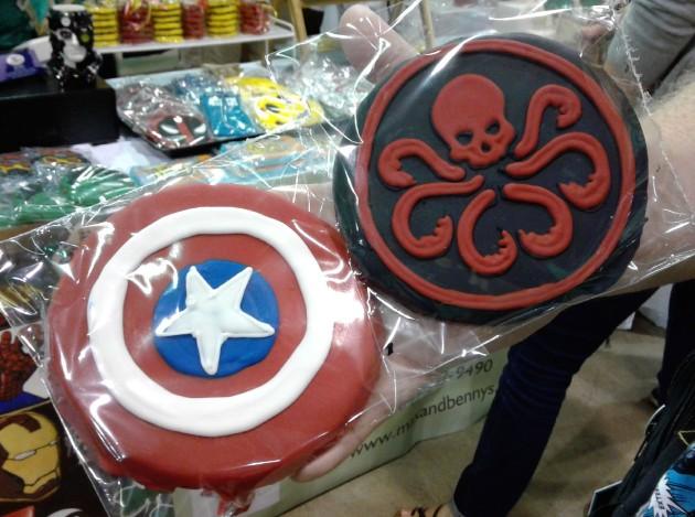 Cap v Hydra!