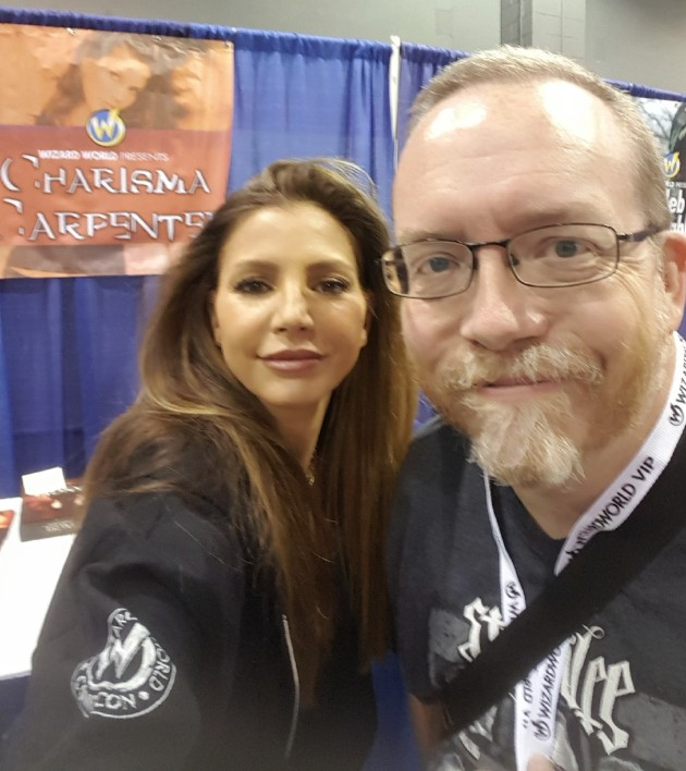 Charisma Carpenter!