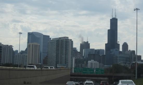 Chicago I-90!