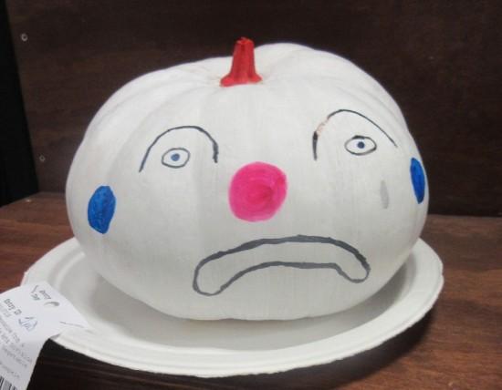 Clown Gourd!