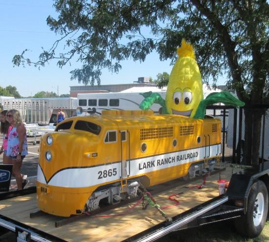 Corn Train!