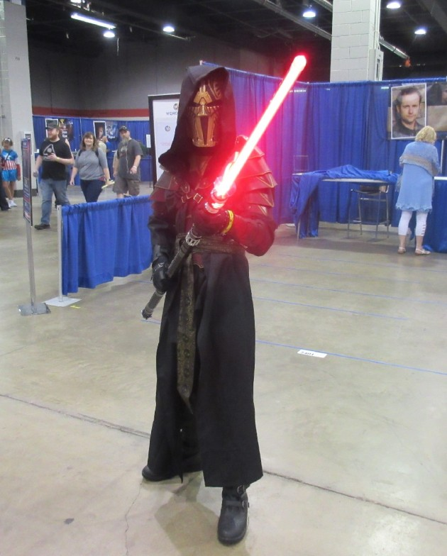 Darth Revan-ish!