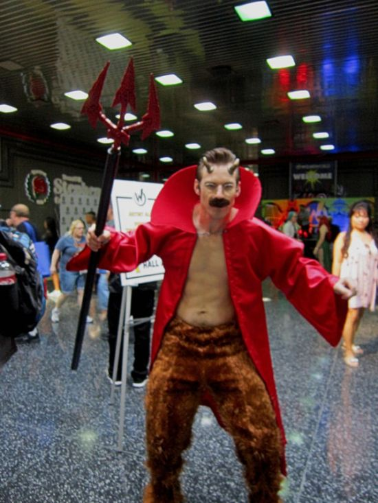Devil Flanders!