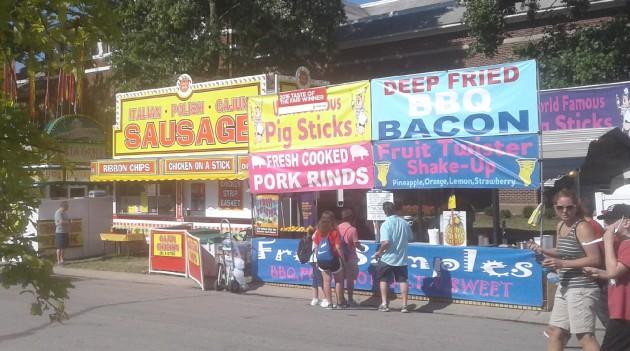 Food Stands!