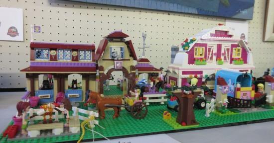 Girl Legoland!