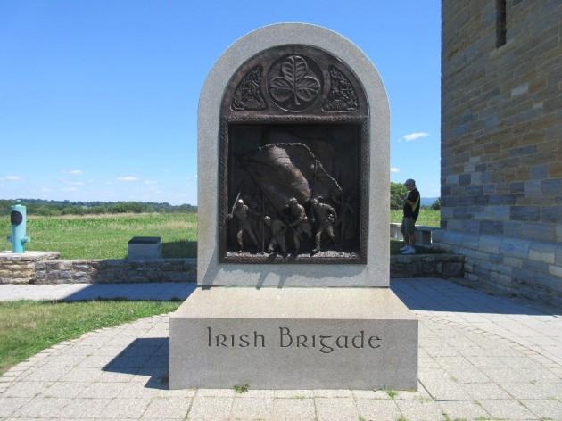 Irish Brigade!