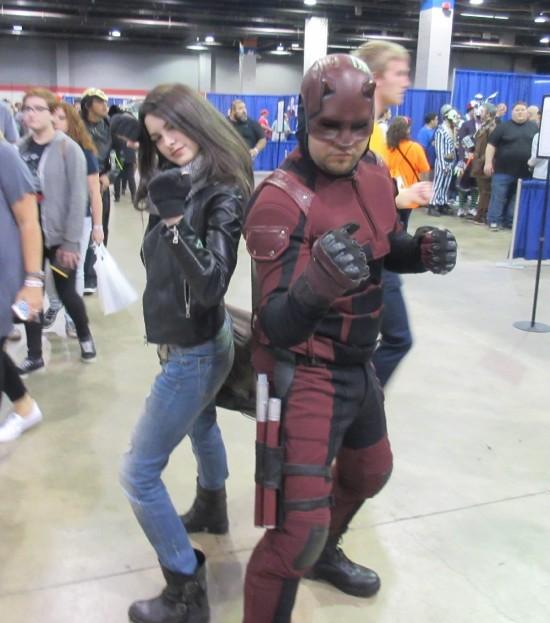 Jessica + Daredevil!