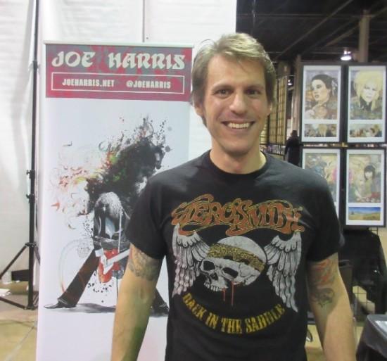 Joe Harris!