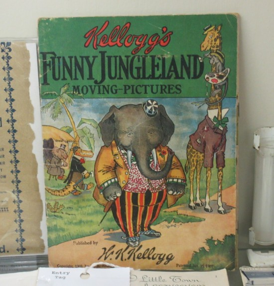 Kellogg's Funny Jungleland Moving-Pictures!