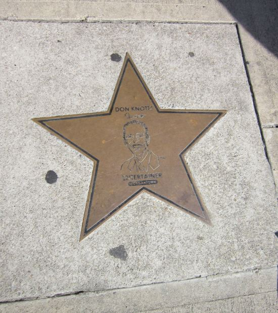 Knotts Star!