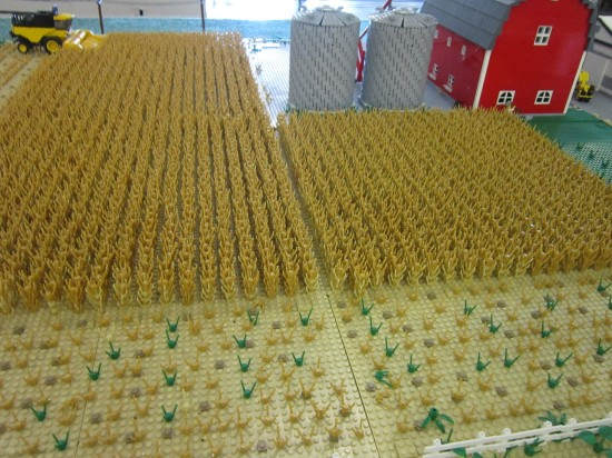 Lego Cornfield!