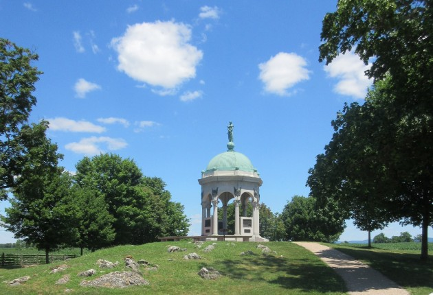Maryland Infantry dome.