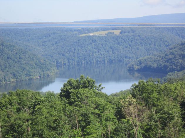 Maryland Overlook Water!