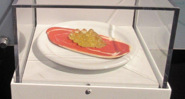 Melon Caviar!