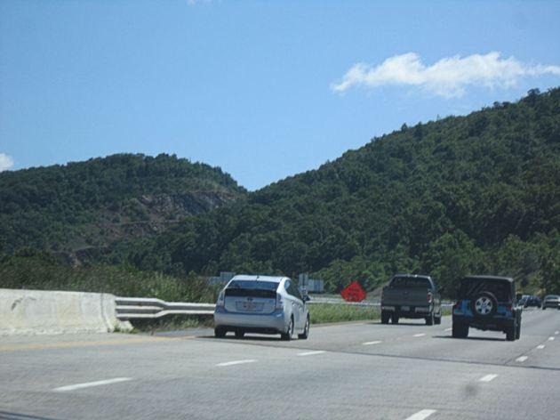 Mountain Drive!