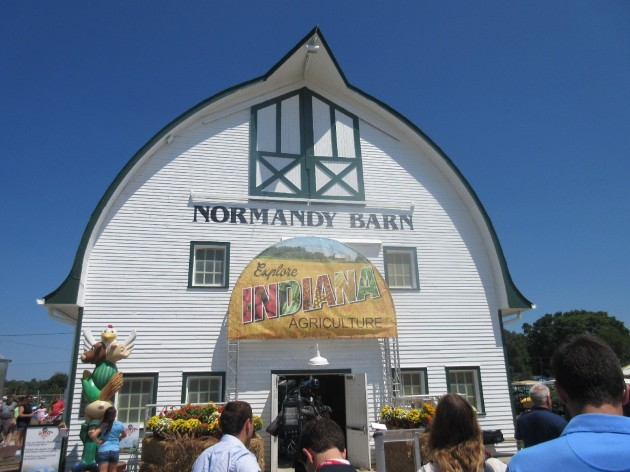 Normandy Barn!