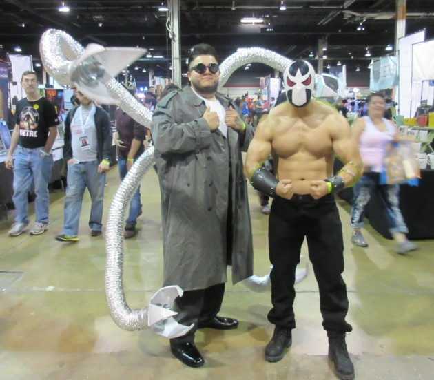 Ock + Bane!