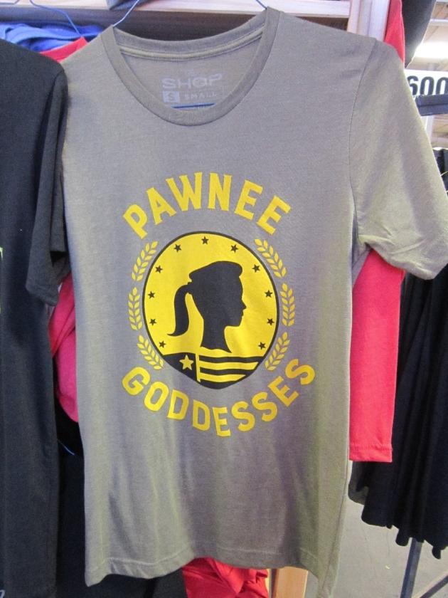 Pawnee Goddesses!