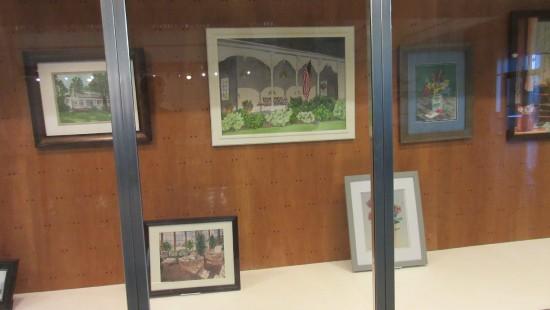 Karen Pence paintings!