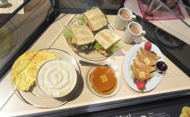 Phelps Breakfast!
