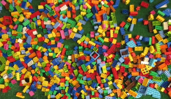 Polychromatic Bricks!