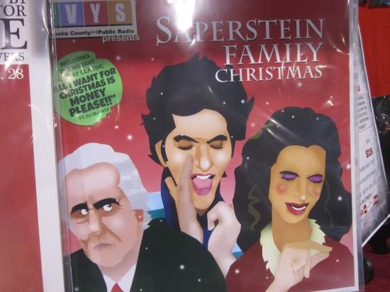 Saperstein Christmas!