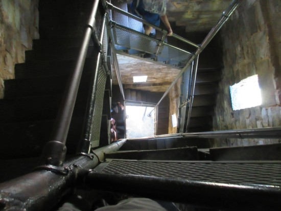 stairway!